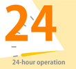 24-hour translation services
